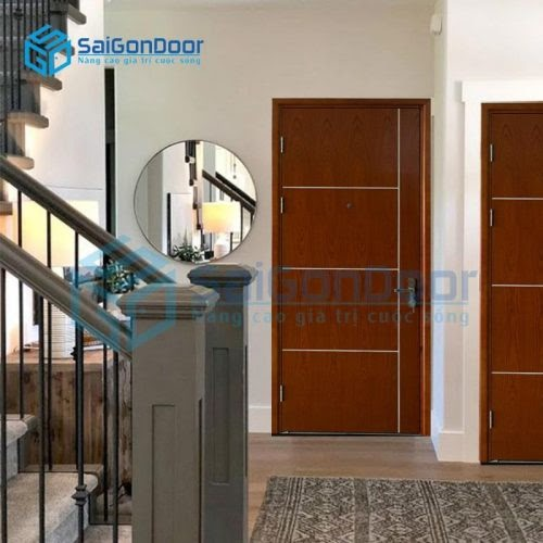 So sánh cửa chống cháy bằng gỗ và thép